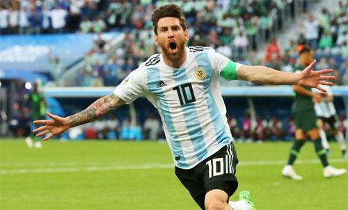 Messi không kỳ vọng quá nhiều vào tương lai, trong khi tuổi ngày một lớn. Ảnh: Reuters