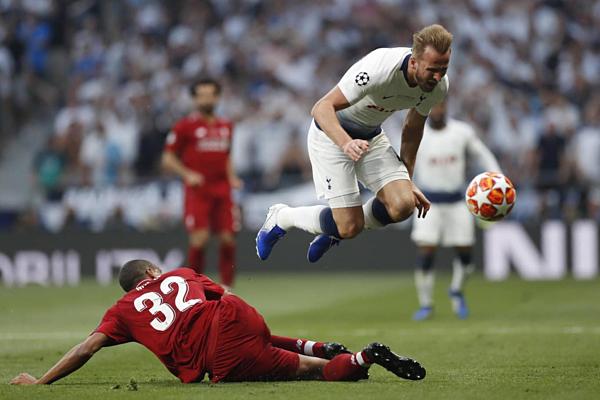 Kane chơi mờ nhạt khi mới trở lại sau chấn thương. Ảnh: AP.