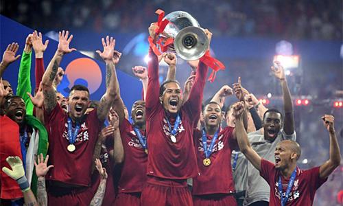 Liverpool là đội bóng số một nước Anh trên đấu trường châu Âu. Ảnh: DS