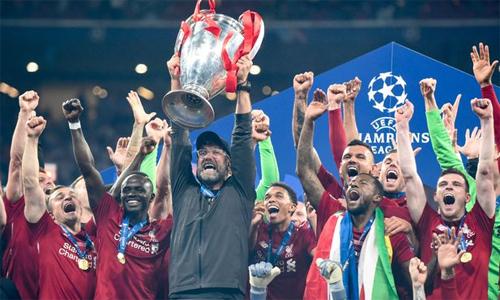 Klopp giúp Liverpool đạt doanh thu kỷ lục. Ảnh: PA.