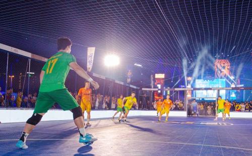 Chung kết giải bóng đá đường phố khu vực miền Trung diễn ra ở Đà Nẵng  - 1