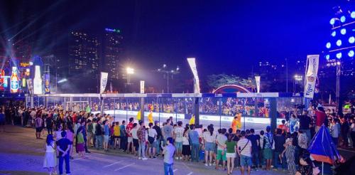 Chung kết giải bóng đá đường phố khu vực miền Trung diễn ra ở Đà Nẵng