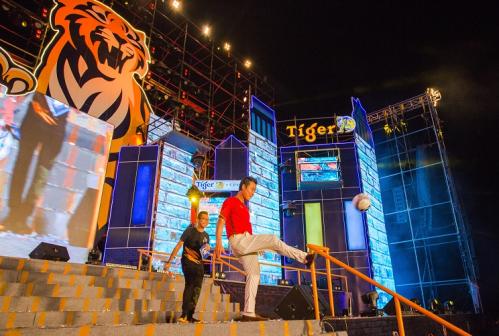 Chung kết giải bóng đá đường phố khu vực miền Trung diễn ra ở Đà Nẵng - 5