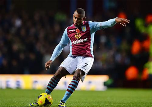 Bacuna - từng nổi danh trong màu áo Aston Villa - là cái tên sáng giá nhất của tuyển Curacao hiện tại.