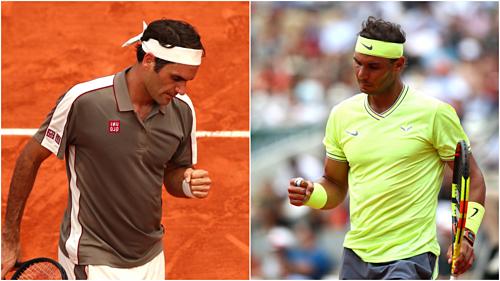 Hai tay vợt huyền thoại sẽ có cuộc chạm trán thứ 39 hôm nay.