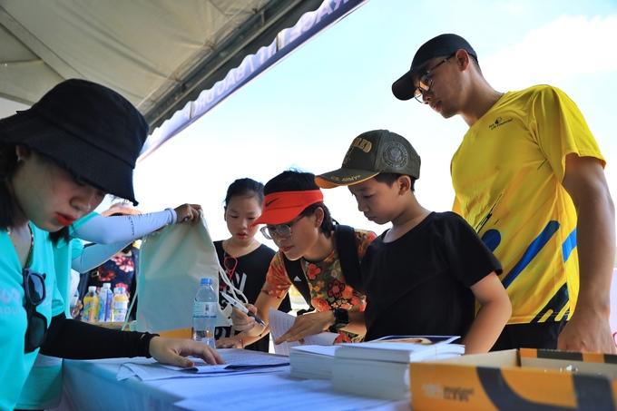 Những VĐV đặc biệt của VnExpress Marathon 2019