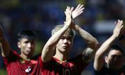 Việt Nam thua đá luân lưu chung kết King's Cup