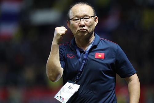HLV Park Hang-seo và nhiều cầu thủ Việt Nam sẽ có lần đầu chạm trán một đội bóng châu Mỹ.