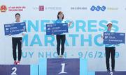VnExpress Marathon hoàn tất trao giải 4 chặng đua