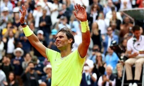 Nadal đã có 18 danh hiệu Grand Slam trong sự nghiệp. Ảnh: AP.