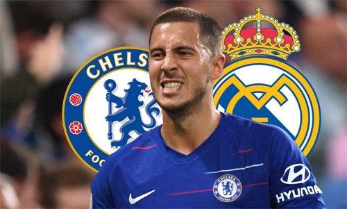 Hazard là bom tấn đầu tiên trong kỳ chuyển nhượng hè 2019.