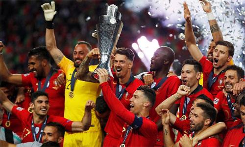 Bồ Đào Nha có thêm một danh hiệu.