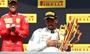 Hamilton về nhất GP Canada