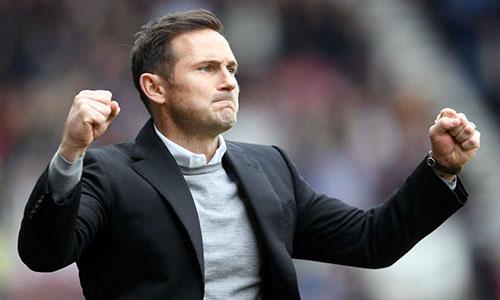 Lampard nhiều khả năng sẽ là tân HLV của Chelsea. Ảnh: PA.