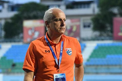 HLV Gama tự nguyện kết thúc hợp đồng dẫn dắt U23 Thái Lan.