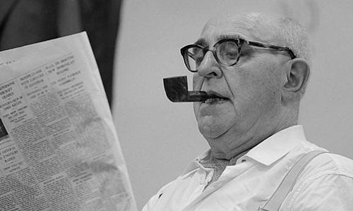 Bernstein, năm 1961 (79 tuổi). Ảnh: ANA.