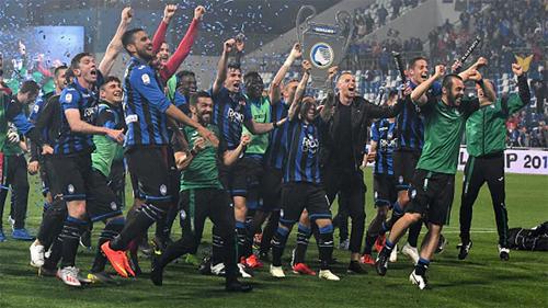 Mùa giải 2018-2019 sẽ là lần đầu tiên Atalanta được góp mặt ở Champions League - sân chơi đỉnh cao của bóng đá châu Âu cấp CLB.
