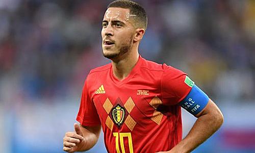 Hazard được kỳ vọng sẽ toả sáng tại Tây Ban Nha khi khoác áo Real. Ảnh: AFP.