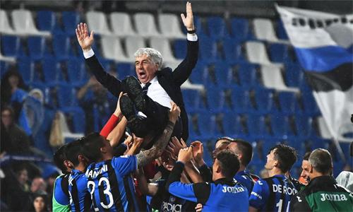 Gasperini biến dàn cầu thủ ô hợp của Atalanta thành một đội quân giàu sức chiến đấu bậc nhất Serie A mùa vừa qua.