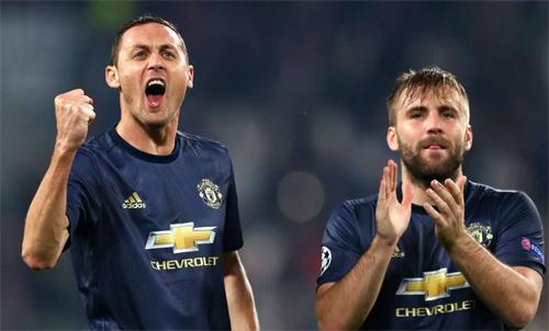 Matic và đồng đội muốn Man Utd trở lại vị thế vốn có trong mùa 2019-2020. Ảnh: Reuters