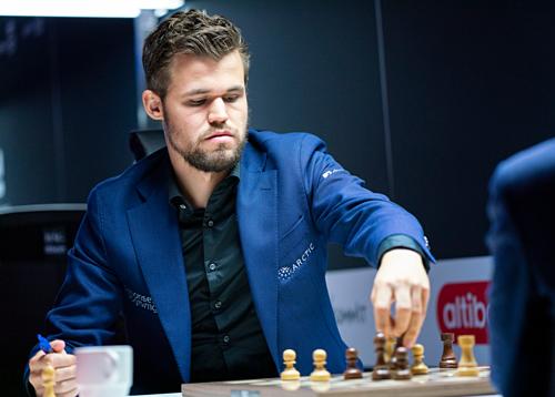 Carlsen lần thứ hai vô địch giải cờ vua Na Uy, sau lần đầu năm 2016.