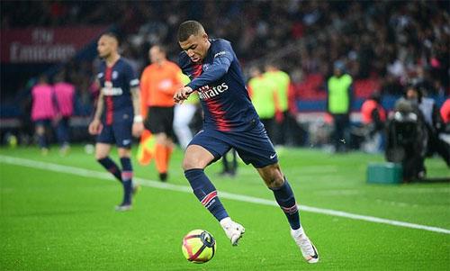 Mbappe là mục tiêu của Real từ lâu. Ảnh: Reuters