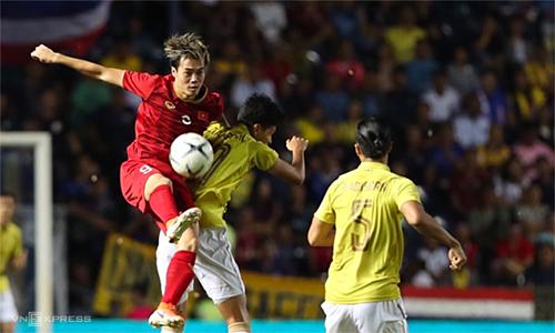 Việt Nam đạt thứ tự FIFA cao nhất kể từ năm 2004. Ảnh: Anh Khoa.