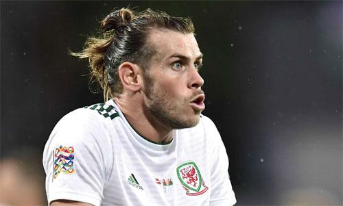 Bale đang trên đường rời Real Madrid. Ảnh: Reuters