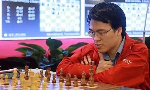 Ле Куанг Лием впервые стал чемпионом Азии по шахматам