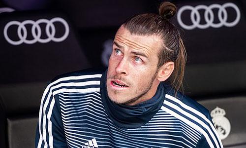 Bale đối diện với tương lai bất ổn. Ảnh: Reuters.