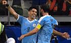 Uruguay thắng đậm trận ra quân Copa America 2019