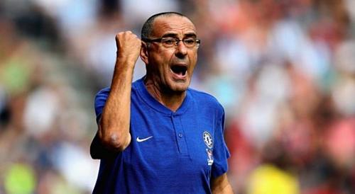 Juventus cần những danh hiệu trong khiSarri cần thời gian để xây dựng lối chơi. Ảnh:AFP.