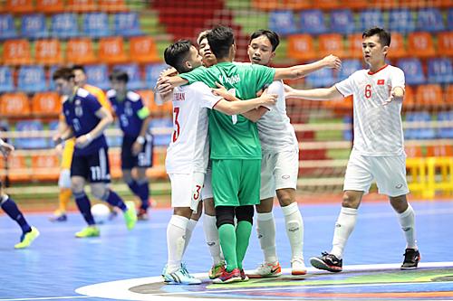 Tuyển Việt Nam kết thúc vòng bảng với một trận thắng và một trận thua. Ảnh: Tiểu Dũng.