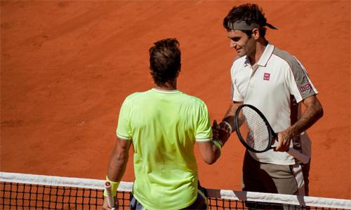 Trước Nadal ở bán kết Roland Garros, Federer nhận thất bại nặng nề nhất ở Grand Slam trong vòng 11 năm qua.