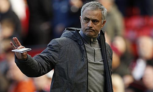 Mourinho chưa từngdẫn dắt một đội tuyển trước đây. Ảnh: Reuters.