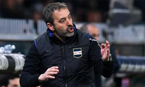 Giampaolođảm nhận vị trí HLV của Milan. Ảnh: Reuters.