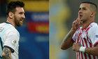 Argentina 0-1 Paraguay (hiệp một): Gáo nước lạnh cho Argentina