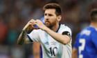 Messi: 'Thật điên rồ nếu Argentina bị loại ngay từ vòng bảng'