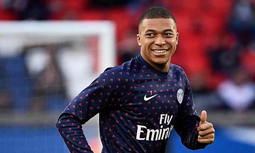 Mbappe đang là mục tiêu chuyển nhượng số một của Real Madrid. Ảnh: AFP.