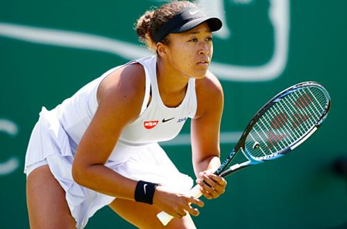 Osaka có sự chuẩn bị không tốt trước Wimbledon.