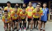 Đội bóng Lợn Hoang chạy marathon kỷ niệm một năm vụ kẹt trong hang