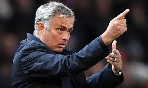 Mourinho vẫn chưa dẫn dắt đội bóng nào sau khi rời Man Utd hồi tháng 12/2018. Ảnh: PA.