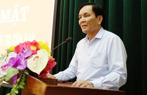 Ông Cấn Văn Nghĩa từ chức phó Chủ tịch VFF ngày 25/6.