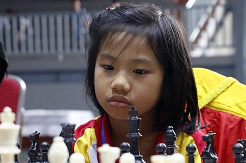 Hoàng Ân là một trong nhiều kỳ thủ có năng khiếu mang về thành công cho cờ vua Việt Nam ở đấu trường khu vực và châu lục năm 2019.
