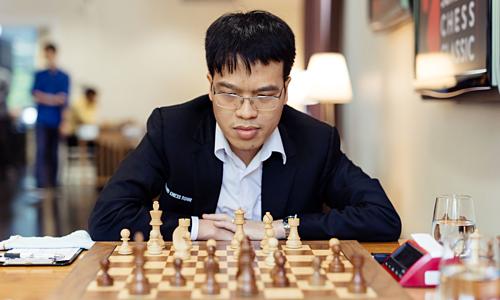 Sau chức vô địch châu Á đầu tiên ở Trung Quốc hôm 15/6, Quang Liêm tiếp tục có thêm danh hiệu ở giải mời diễn ra tại thành phố St Louis (Mỹ).
