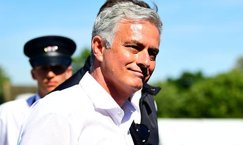 Mourinho muốn tiếp tục chinh phục thành công ở Châu Âu. Ảnh: PA.