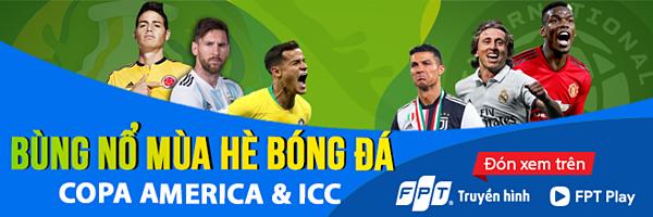 Brazil thắng đậm trận mở màn Copa America - page 2 - 2