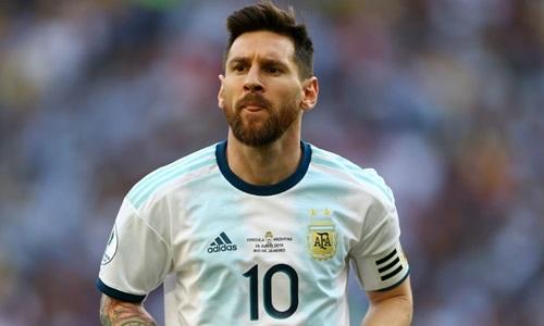 Cửa hàng thuộc sở hữu của Messi làm từ thiện ở Rosario.