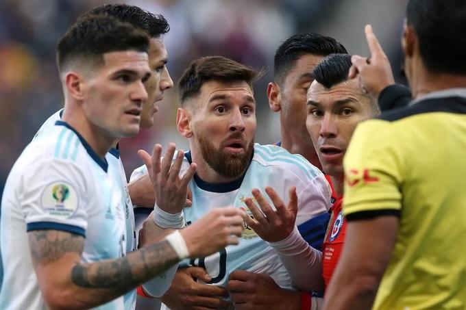 10 phát ngôn tranh cãi ở Copa America 2019