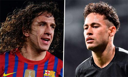 Puyol muốn Neymar sửa sai bằng cách trở lại hè này.